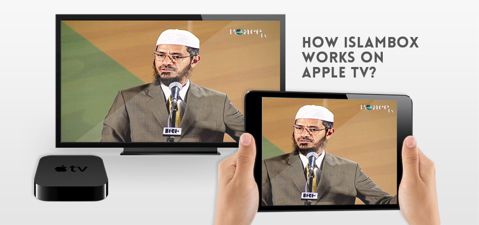 Islambox on AppleTV