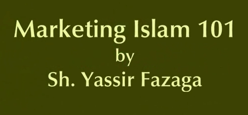 Marketing Islam
